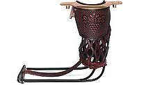 Лузы кожаные Харис ручной работы для бильярдного стола