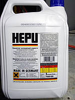 Антифриз синий концентрат G11 HEPU P999-G11 5л Германия