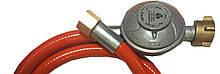 Редуктор і шланг для газового гриля D=14.5 мм з європейським з'єднанням під руку GRILLI 77745
