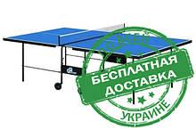 Тенісний стіл для приміщень Athletiс Strong M16 синього або зеленого кольору