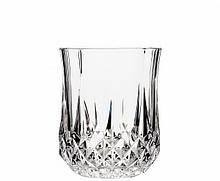 Набор стопок Eclat Longchamp 6 штук 45мл хрустальное стекло (L9756)