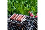 Решетка гриль для приготовления хот-догов на роликах из нержавеющей стали Broil King (91348), фото 2