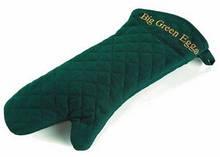 Рукавичка прихватка для гриля зелёного цвета Big Green Egg MIT