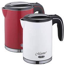 Чайник Maestro 1,2 л пластик (030 MR)