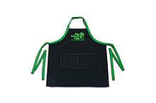 Фартух для барбекю і гриля чорного кольору Big Green Egg 117113