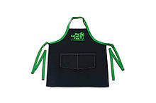Фартук для барбекю и гриля черного цвета Big Green Egg 117113