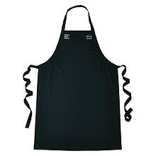 Фартук для барбекю и гриля черного цвета Grill Chill Rosle R25194
