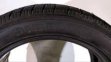 Б/у шина Pirelli Winter 225/50 R17 94H Великобритания 2002г.1шт. Зима. Глубина протектора 2,9, фото 3