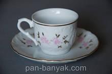 Cmielow набір кавовий Rococo 9704 12 предметів 100мл фарфор (9704)