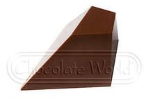 "Форма для шоколаду Chocolate World ""давид комаши"" 18 штук 11мл 4,4х3,2 см h2,2 см полікарбонат (1782 CW)"