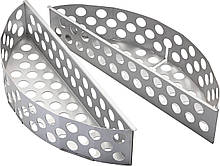 Корзина стальная для углей и брикетов 29,5 х 8,2 х 8 см Rosle R25032