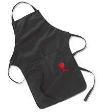 Фартук для бирбекю и гриля черного или красного цвета Weber Barbecue Apron (6474)