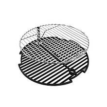 Набор решеток для гриля из чугуна и хромированной стали Broil King KEG 2000 KA5545