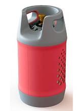 Газовий балон HPC Research HPCR-G. 4 24.5 л під Український редуктор (9247)