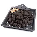 Чавунний піддон для вугілля на газових грилях 38,6 х 37,1 х 4,6 см Napoleon (67731), фото 3