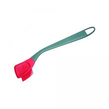 Ложка для смазывания силиконовая оснащена силиконовой кисточкой и лопаткой 33 см Broil King Grillpro 14060
