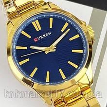 Curren 8322 Gold-Blue