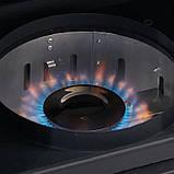 Коптильня газовая вертикальная с крючками и решеткой для мяса и термометром в черном цвете Broil King 923613, фото 2