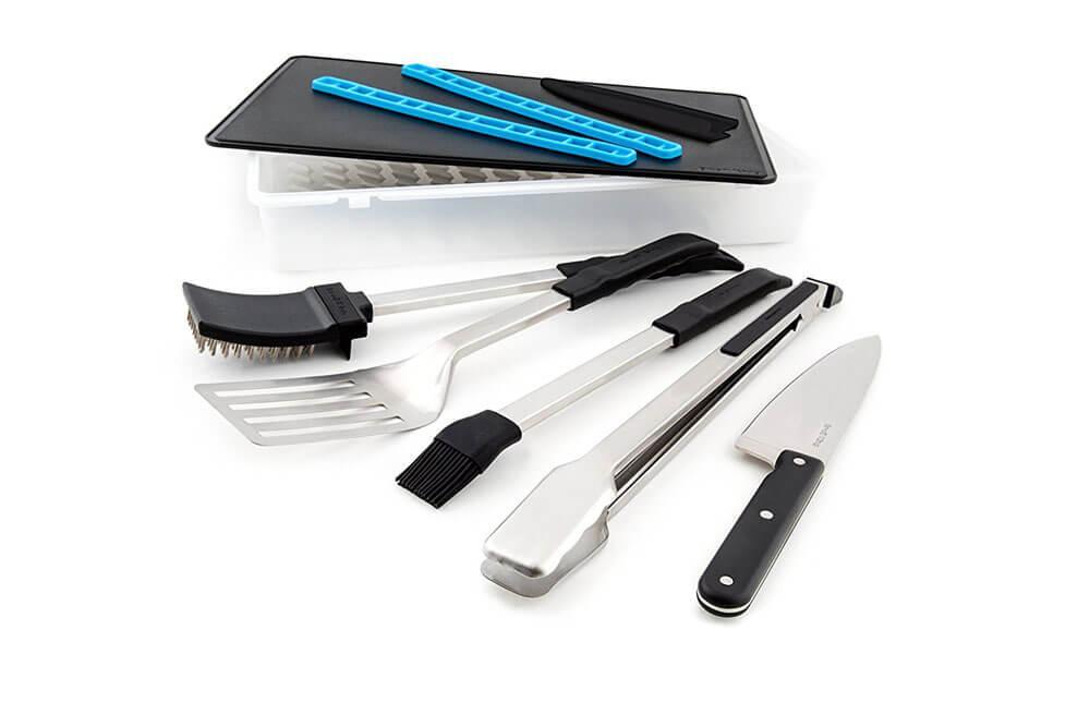 Набор инструментов 6 единиц из нержавеющей стали Broil King 64001