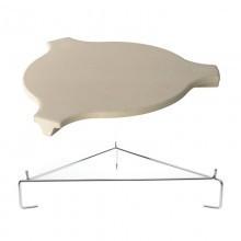 Отсекатель жара и решетка  41 х 41 из специальной керамики BergHOFF Studio (2415496)