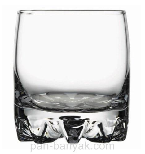 Набор стаканов низких Pasabahce Sylvana 6 штук 200мл d6,6 см h8 см стекло (42414)