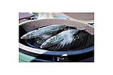 Поддон для овощей для грилей из высококачественного фарфора 40 см Big Green Egg L, S, М  (PG13R / 201287), фото 7
