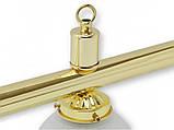 Светильник бильярдный Classic Gold 5 плафонов, фото 3