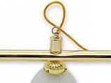 Светильник бильярдный Classic Gold 5 плафонов, фото 5