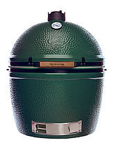Керамический угольный гриль печь 1060x1060x1020 зеленого цвета 2XL (XXL) Big Green Egg (AXXLHD / 120939)
