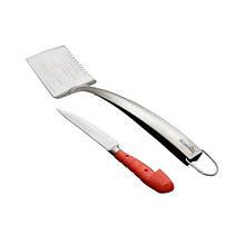Лопатка с вмонтированным ножом из высококачественной нержавеющей стали Char-Broil 9419589
