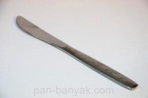 Нож десертный Steelay  зеркальная полировка нержавейка (зерк Д-30/8)