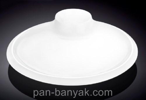 Блюдо круглое Wilmax  d25 см фарфор (992580 WL)