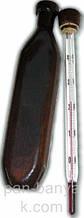Термометр Стеклоприбор  (0; +40°c) для вина h15,5 см (ТБ-3-М1 исп16)