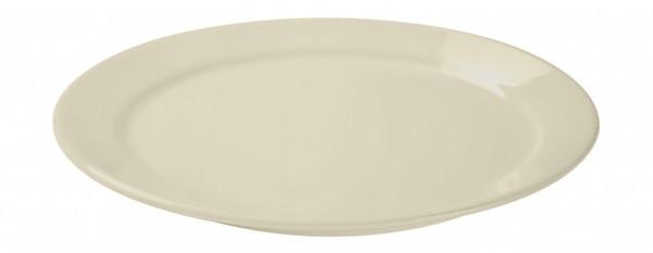 Тарелка обеденная Ipec BARI беж d24 см керамика каменная (FIB24B 1сорт)