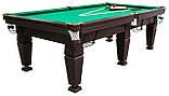 """Бильярдный стол """"Магнат"""" размер 9 футов игровое поле из ЛДСП для игры в Американский Пул Стандартная, фото 2"""