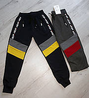 Трикотажні спортивні штани для хлопчиків 140-152 р. р.