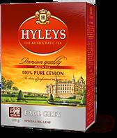 Чай черный Хэйлис Эрл Грей 100г