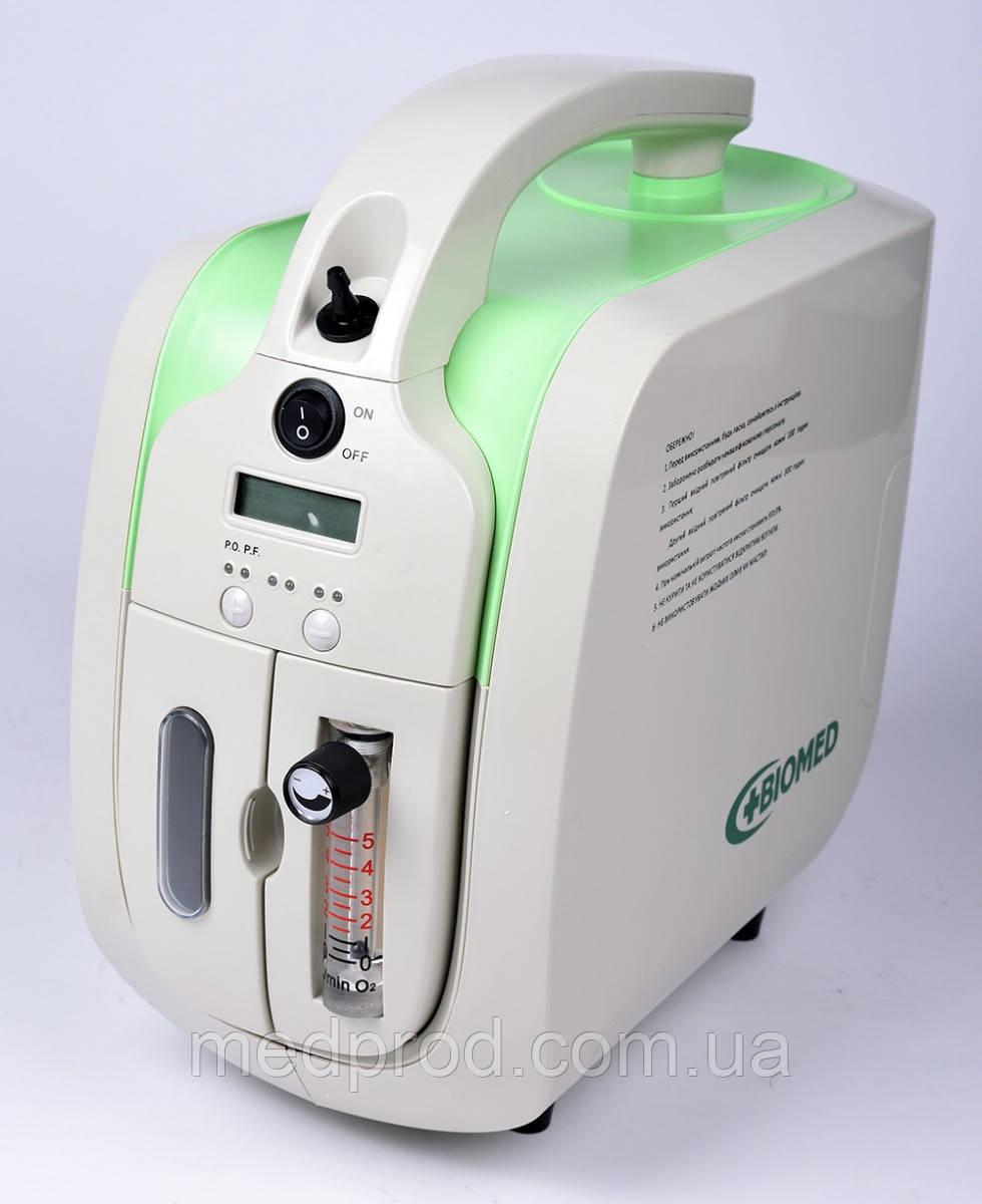 Кисневий концентратор JAY1 з акумулятором