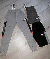 Трикотажні спортивні штани з начосом для хлопчиків Sports Active 146-164 р. р.