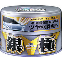 Воск для автомобилей серебряных Kiwami Soft99