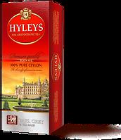 Чай в пакетиках черный Хэйлис Эрл Грей 25п.
