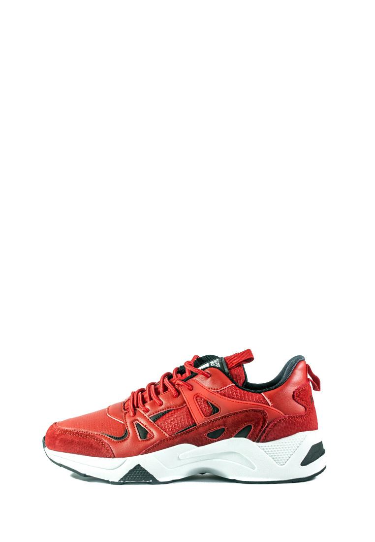 Кроссовки мужские BAAS M7008-1 красные (41)
