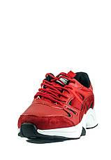 Кроссовки мужские BAAS M7008-1 красные (41), фото 3