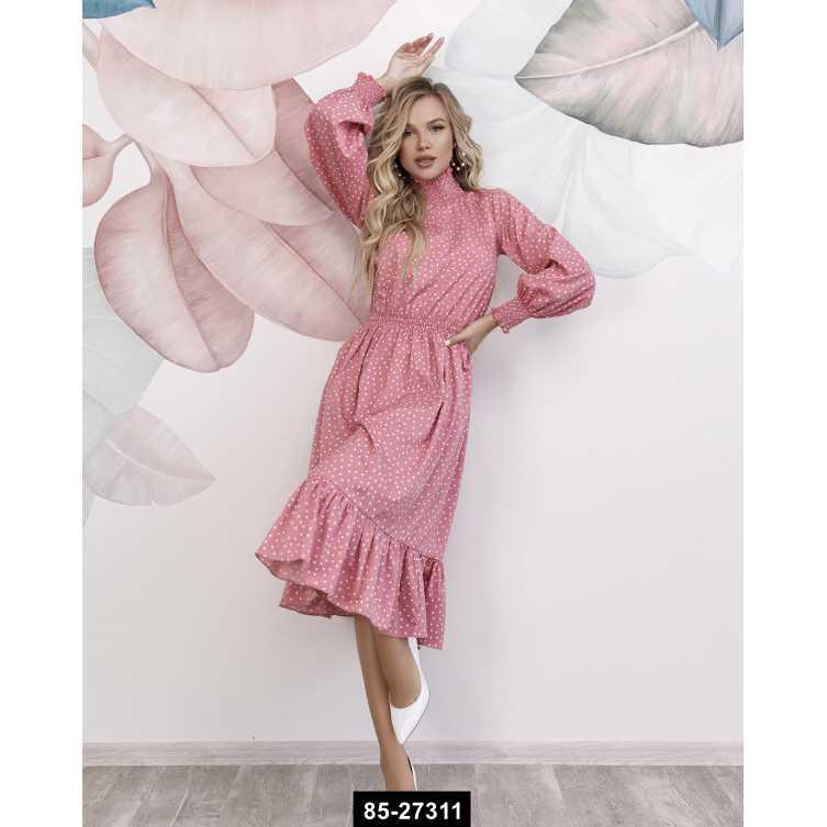 Женское платье, XL международный размер, 85-27311