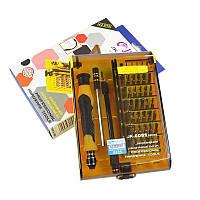 Многофункциональный набор отверток Jackly 6089С для ремонта мобильных телефонов, компьютеров 02035