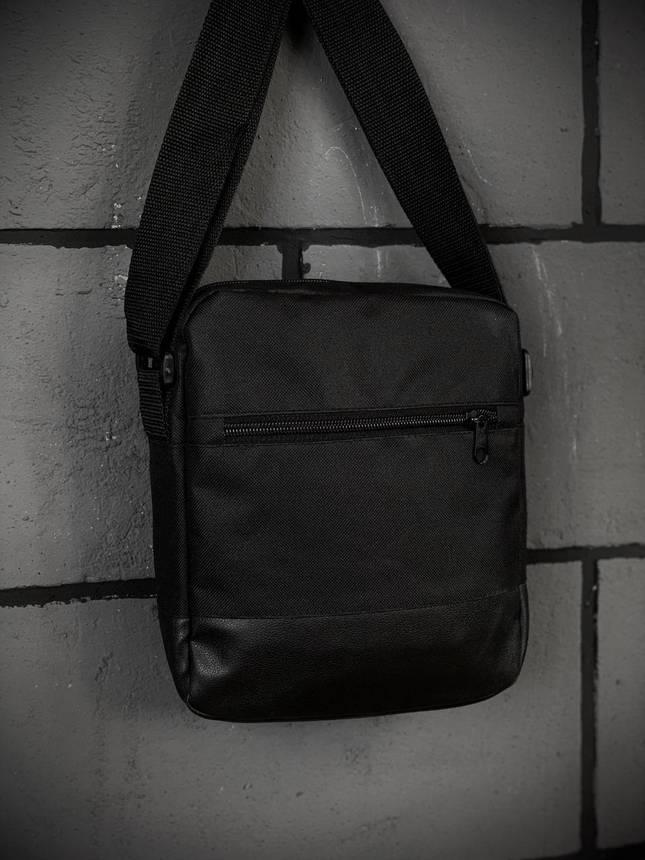 Барсетка Nike Unique черная Мужская найк сумка через плечо, фото 2