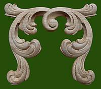 Декор из дерева