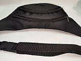 Сумка на пояс REEBOK 600D/Спортивные барсетки сумка женский и мужские пояс Бананка оптом, фото 5
