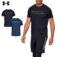 Мужские футболки Under Armour HEATGEAR оригинал 2020 г