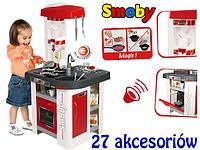 Оригинал. Интерактивная детская кухня Tefal Studio Smoby 311003